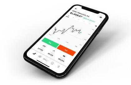 Stake mobile app