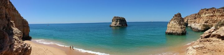 Algarve Beach, the best place in the world to retire