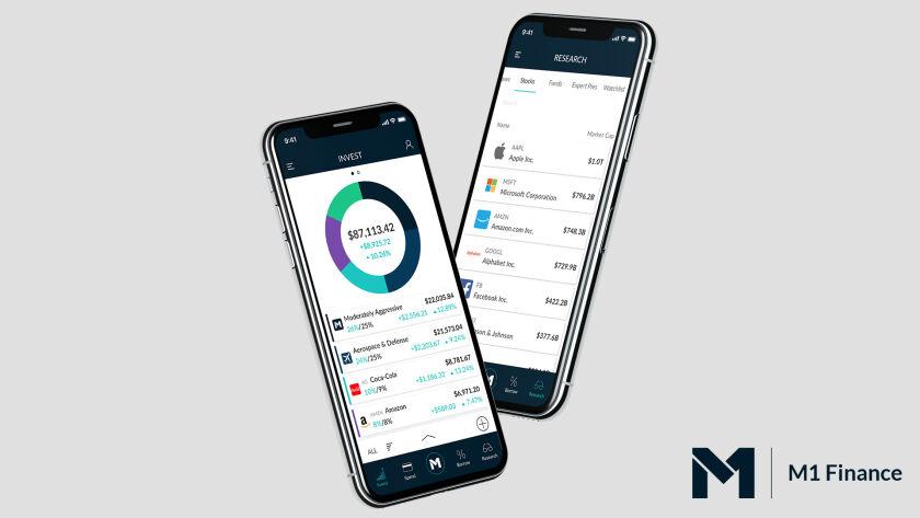 M1 mobile investing app