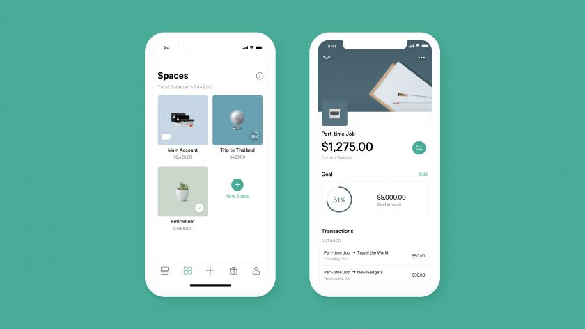 N26 offers Spaces in the USA, including shared Spaces as an alternative to joint accounts